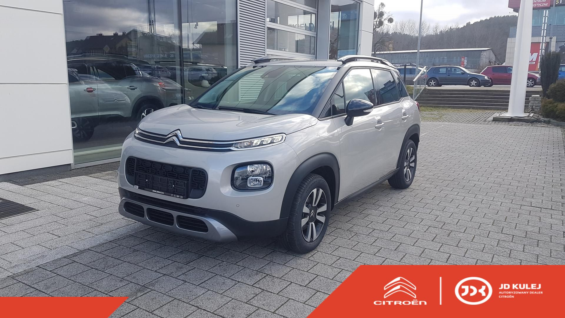 Citroen C3 Aircross 1.5 EAT6 BlueHDi 120 Shine